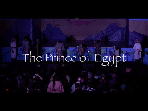 The Prince of Egypt - San Gabriel Academy Chorale Fundraiser