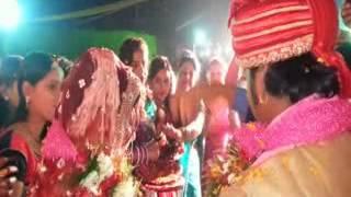 Pawan Singh Shaadi Jaimala Video Orignal