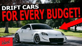 BEST Drift Cars For All Budgets