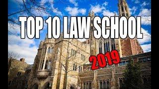 Top 10 Law Schools 2019