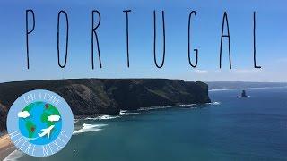 Portugal - Roadtrip along Europe's west coast