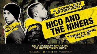 Twenty One Pilots - Nico And The Niners [Live] (O2 Academy Brixton / A Complete Diversion)