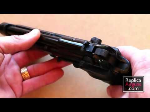EKOL Jackal Dual 9mm P.A.K. Blank Gun Review - Voltran Jackal