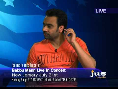 Harvinder Riar And Babbu Mann Live Show video