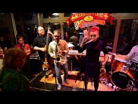 Dawn Weber and Naked Rock Fight at the Blues City Deli - Problems