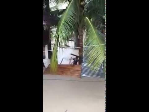 7 year old Boy Saved himself from Flood waters in Cebu