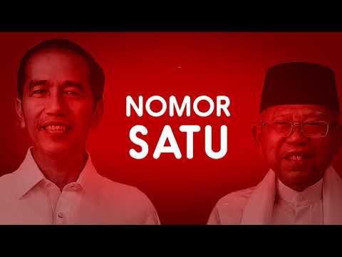 Download Lagu  MERAIH KEMENANGAN - Via Vallen | Lagu Jokowi - Amin Mp3 Free