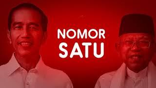 MERAIH KEMENANGAN - Via Vallen | Lagu Jokowi - Amin