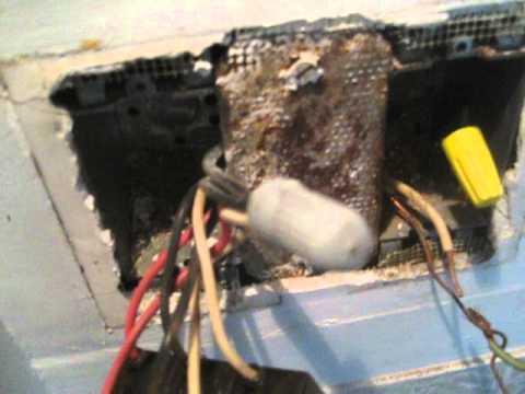 Miswired Bath Fan Light And Heater Youtube