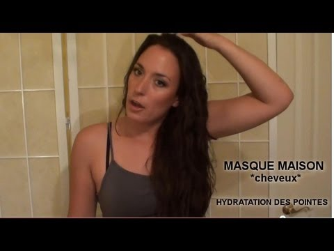 diy masque hydratant nourissant pour cheveux secs facile et rapide youtube. Black Bedroom Furniture Sets. Home Design Ideas