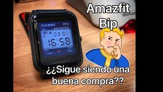 Amazfit Bip tras un año a la venta, ¿todavía es buen reloj? ¿Aún merece la pena su compra?