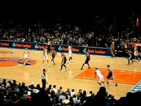 New York Knicks - Utah Jazz @ Madison Square Garden 06.02.12