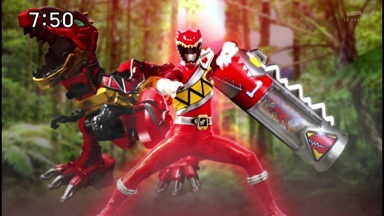 Youtube - Power rangers a colorier ...