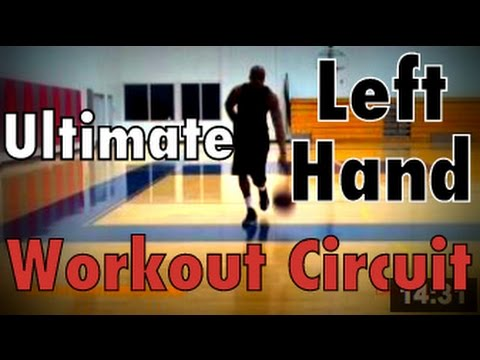 Ultimate Left Hand Daily Drill Series Full Workout | Basic/Advanced Weak Hand Program | Dre Baldwin