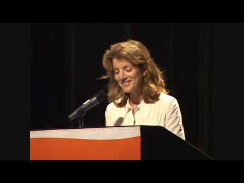 Opening Meeting 2009 - Caroline Kennedy