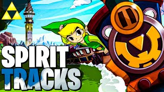 ZELDA : SPIRIT TRACKS | CHRONOLOGIE - Iconoclaste
