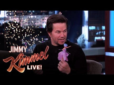 Mark Wahlberg on Jimmy Kimmel Live PART 1