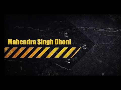 Mahendra Singh Dhoni || Test Match Record