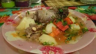Чанахи рецепт кавказской кухни из мяса баранины как приготовить чанахи на ужин вторые блюда вкусно