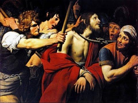 Rcit de la passion du Christ selon saint Matthieu, texte