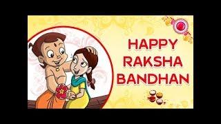 Chhota Bheem fulfills Shivani's wish this Rakshabandhan #RakhiwithBheem