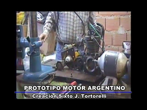 Motor de compresión variable Tortorelli