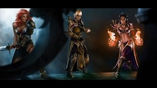 Blizzcon | Diablo Lore | The Story So Far | Necromancer Cut