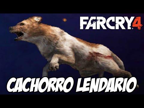 Far Cry 4 Piratas Caçadores - Cachorro LENDÁRIO e o ataque dos Ursos