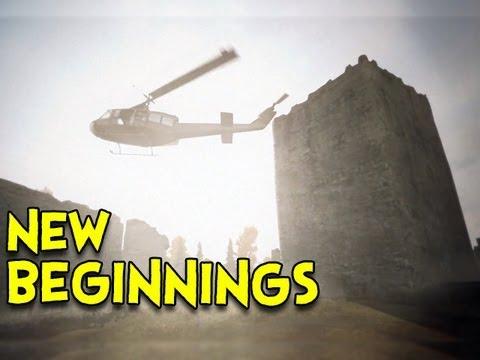 NEW BEGINNINGS! - Arma 2: DayZ Mod - Ep.12