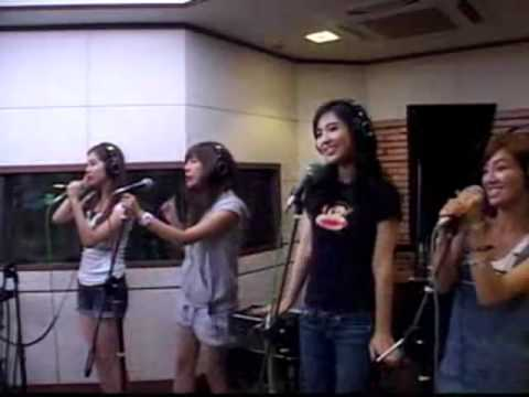SNSD - Etude   Chinchin Jul01 GIRLS GENERATION