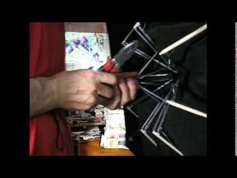 Как отремонтировать зонтик дома