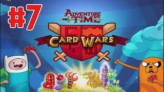 Card Wars - Adventure Time Walktrhough Part 7 (iOS)