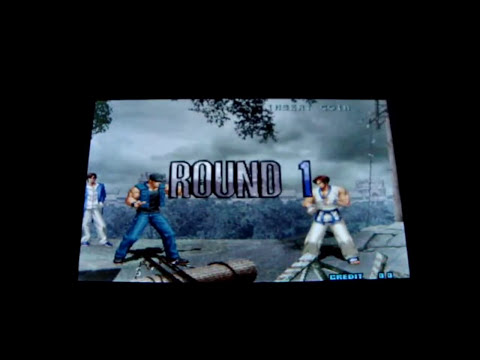 Emulador de MAME para Xperia Play y Android (The King of Fighters, Metal Slug, etc)