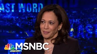 Kamala Harris: President Donald Trump's New Deportation Plan Is 'Outrageous' | The Last Word | MSNBC
