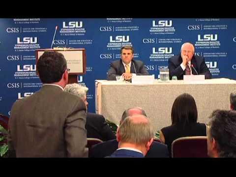 FEMA Administrator Fugate Speaks at CSIS