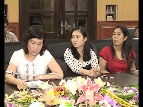 Hội Liên hiệp phụ nữ quận ra mắt công trình sản phẩm chào mừng kỷ niệm 20 năm thành lập quận