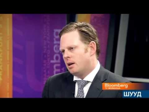 Bloomberg TV Mongolia interview with Travis Hamilton 2-APR-2013