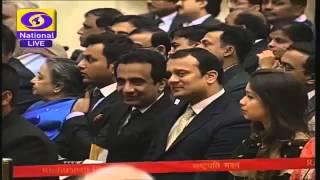 FULL VIDEO Sachin Tendulkar Bharat Ratna Award Presentation Ceremony LIVE 2014
