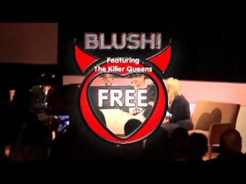 BLUSH! Featuring the Killer Queens Free RikkiRok's Music Box