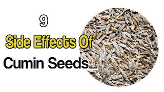 9 Side Effects Of Cumin Seeds