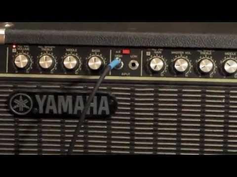 Yamaha Guitar Amplifier