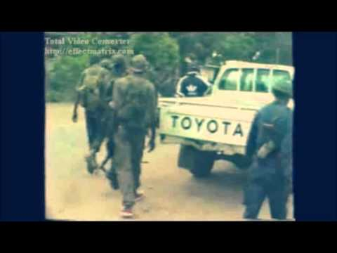 OPERATION D'EPURATION POST GUERRE 97 CONGO BRAZZA