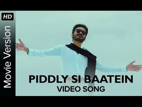 Piddly Si Baatein (Full Video Song) | SHAMITABH | Amitabh Bachchan, Dhanush & Akshara Haasan