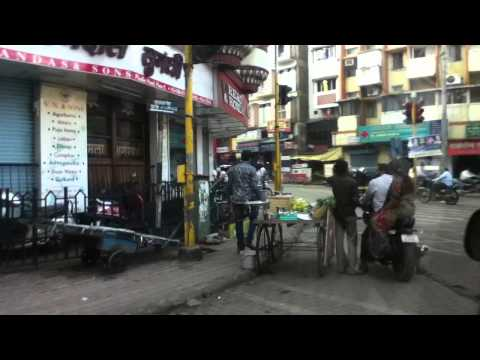 Downtown Pune 2 video