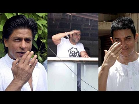 EID 2016 | B-Town Wishes Eid Mubarak to their Fans