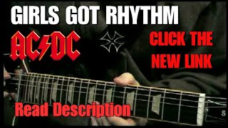AC/DC Video - Girls got Rhythm (AC/DC) Lesson