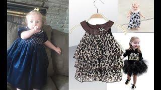 Summer Dress For kids  Baby Girl Summer Frocks Summer Dress Summer Dress Girls2