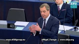 How many MEPs are colluding and in the pocket of George Soros? - Nigel Farage MEP