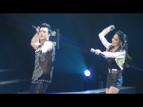 ENRIQUE GIL & KATHRYN BERNARDO (King Of The Gil Concert!)