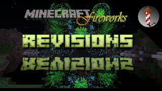 Revisions - Synced Minecraft Fireworks Show